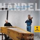 Handel - Violin Sonatas/Hiro Kurosaki/William Christie
