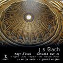Bach Magnificat Cantata BWV 21/Sigiswald Kuijken/Nederlands Kamerkoor