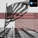 Gershwin/Porter/Kern Overtures and Film Music/John McGlinn/New Princess Theater Orchestra/London Sinfonietta/National Philharmonic Orchestra/Ambrosian Opera Chorus