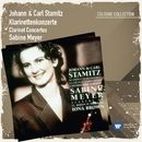 Johann & Carl Stamitz: Klarinettenkonzerte Vol. 1/Sabine Meyer/Academy Of St. Martin-In-The-Fields/Iona Brown