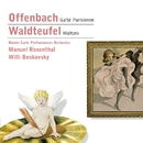 Offenbach & Waldteufel: Orchestral Works/Manuel Rosenthal/Orchestre Philharmonique de Monte Carlo/Willi Boskovsky