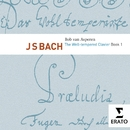 Bach: Well-Tempered Clavier Book 1/Bob van Asperen