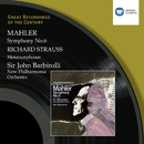 Mahler: Symphony No.6 - R. Strauss: Metamorphosen/Sir John Barbirolli