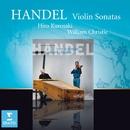 Handel : Violin Sonatas/Hiro Kurosaki/William Christie