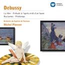 Debussy: 3 Nocturnes, Printemps & La Mer/Michel Plasson/Orchestre du Capitole de Toulouse