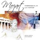 Mozart: Symphony Nos.40 & 41 'Jupiter'/Yehudi Menuhin/Sinfonia Varsovia