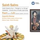 Saint-Saëns: Violin Concerto No 3 etc./Augustin Dumay