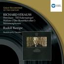 Richard Strauss- Don Juan, Till Eulenspiegel, Walzer, Metamorphosen/Rudolf Kempe/Staatskapelle Dresden