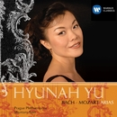 Mozart and Bach - Arias and Cantatas/Hyunah Yu/Shuntaro Sato/City of Prague Philharmonic Orchestra