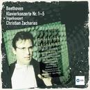 Beethoven: Klavierkonzerte 1-5 & Tripelkonzert/Christian Zacharias