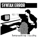 Interesting Results/Syntax Error