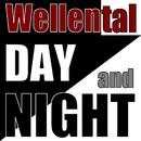 Day and Night (Remixes)/Wellental