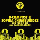 You Took It All feat. Yasmine Azaiez/D-Compost, Sophia Chumburidze