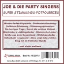 Super Stimmungs-Potpourries/Joe & Die Party Singers
