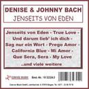 Jenseits von Eden/Denise & Johnny Bach