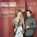 Nielsen: Clarinet & Flute Concertos, Wind Quintet/Sabine Meyer/Emmanuel Pahud/Sir Simon Rattle/Berliner Philharmoniker