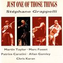 Just one of those things/Stéphane Grappelli