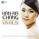 Vivaldi Cello Concertos/Han-Na Chang/London Chamber Orchestra/Christopher Warren-Green