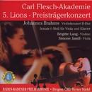 5. Lions-Preisträgerkonzert/Brigitte Lang, Simone Jandl, Baden-Badener Philharmonie, Werner Stiefel