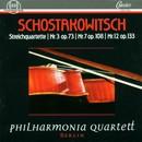 Shostakovich: Streichquartette/Philharmonia Quartett Berlin