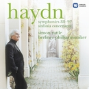 Haydn: Symphonies 88-92, Sinfonia Concertante/Sir Simon Rattle