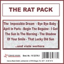 The Rat Pack/The Rat Pack