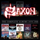 The Complete Albums 1979-1988/Saxon