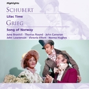 Schubert: Lilac Time; Grieg: Song of Norway/Michael Collins & His Orchestra