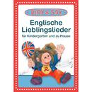 Englische Lieblingslieder - für Kindergarten und zu Hause - Songs, Rhymes & Playbacks/Fiona Stöber
