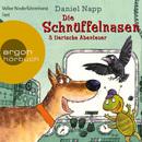 Die Schnüffelnasen - 3 tierische Abenteuer (Gekürzte Fassung)/Daniel Napp