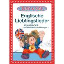 Englische Lieblingslieder - für Kindergarten und zu Hause - Playbacks/Fiona Stöber