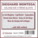 Solang die Sterne glüh'n/Sieghard Montega