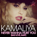 Never Wanna Hurt You [Bad Love, Baby] (Remixes)/Kamaliya