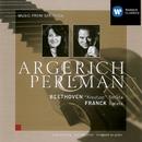Beethoven: Violin Sonata Op.47 / Franck: Violin Sonata/Itzhak Perlman/Martha Argerich