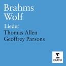 Brahms & Wolf - Lieder/Sir Thomas Allen/Geoffrey Parsons