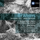 Brahms: Serenades Nos. 1 & 2 & Haydn Variations/Sir Adrian Boult/Dame Janet Baker