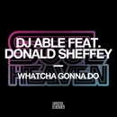 Whatcha Gonna Do (feat. Donald Sheffey)/DJ Able