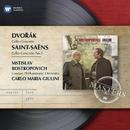 Dvorak & Saint-Saens:Cello Concertos/Mstislav Rostropovich