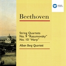 Beethoven: String Quartets No. 9 'Rasumovsky' & No. 10 'Harp'/Alban Berg Quartett