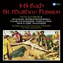 Bach: St.Matthew Passion/Otto Klemperer