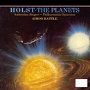 Holst: The Planets/Sir Simon Rattle/Philharmonia Orchestra