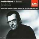 Mendelssohn: Chorlieder/Carmina Chamber Choir