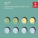 Pärt - Beatus, etc/Estonian Philharmonic Chamber Choir/Tönu Kaljuste