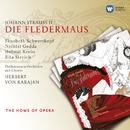 J. Strauss II: Die Fledermaus/Herbert von Karajan