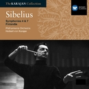 Sibelius: Symphony Nos 4 & 7; Finlandia/Herbert von Karajan/Philharmonia Orchestra