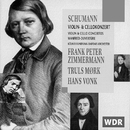 """Schumann: Vilolin Concerto/Cello Concerto/""""Manfred"""" Overture/Frank Peter Zimmermann/Truls Mørk/Kölner Rundfunk-Sinfonie-Orchester/Hans Vonk"""