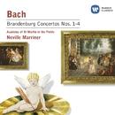 Bach: Brandenburg Concertos Nos. 1-4/Sir Neville Marriner/Academy of St Martin-in-the-Fields