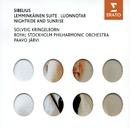 Sibelius - Lemminkäinen Suite/Luonnotar/Nightride and Sunrise/Paavo Järvi/Stockholm Philharmonic Orchestra