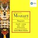 Mozart: Requiem/Helen Donath/Christa Ludwig/Robert Tear/Robert Lloyd/Philharmonia Chorus/Philharmonia Orchestra/Carlo Maria Giulini