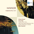 Mahler:Symphonies 3 & 4/Klaus Tennstedt